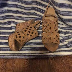 Size 9.5 shoes brand Franco Sarto